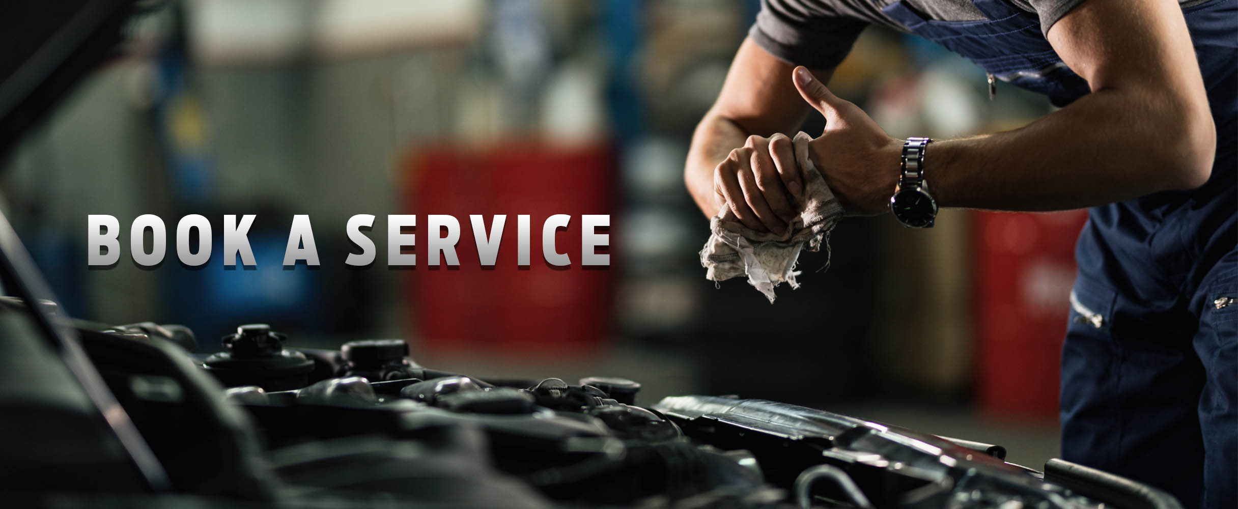 book a service at ford francistown